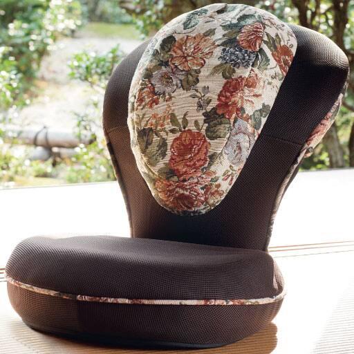 背筋がGUUUN 美姿勢座椅子クラシック – セシール