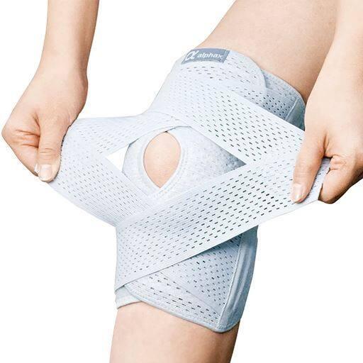 お医者さんの®がっちり膝ベルト - セシール
