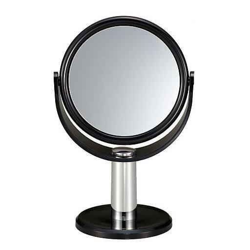 10倍拡大鏡付きスタンドミラー – セシール