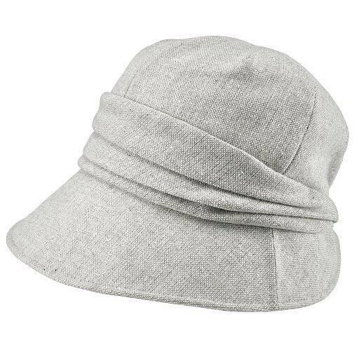 15機能で小顔に見える発熱蓄熱UVクロッシェ帽子 – セシール