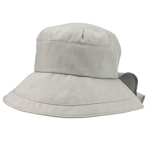 21機能で小顔に見える遮熱遮光UV帽子<美活計画>の通販