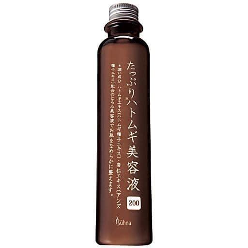 ビューナ たっぷりハトムギ美容液200 – セシール