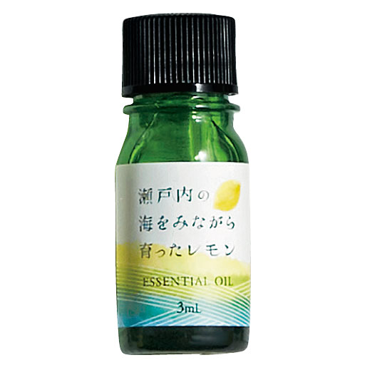 瀬戸内レモン エッセンシャルオイル – セシール