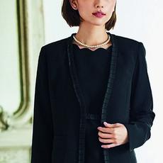 ここで差がつく!冠婚葬祭で品良く見せる40代からのブラックフォーマル着こなし術