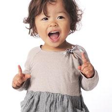 サイズで迷うなんて子供服選びはもうおしまい!サプライズでも安心のサイズ選び術