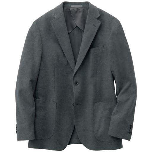多ポケット・ストレッチ・テーラードジャケット