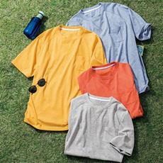夏色Tシャツ!!!!!!!!!!(吸汗・速乾の杢調素材を使用しました)