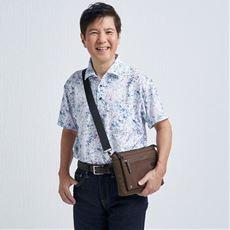 ドライ・鹿の子素材ポロシャツ(UPレノマ)