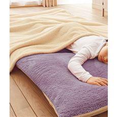 布団を包むズレない毛布(敷き布団用)