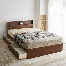 収納ベッド(マットレス付き)