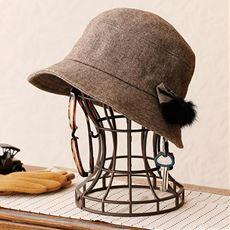 かんたん便利な帽子スタンド