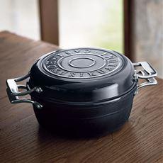 福井 アルミ鋳造鍋 HAMON