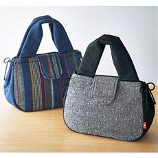 久留米織 和トートバッグ