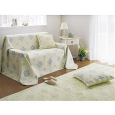 水洗い刺繍キルトコットンインテリアカバーシリーズ