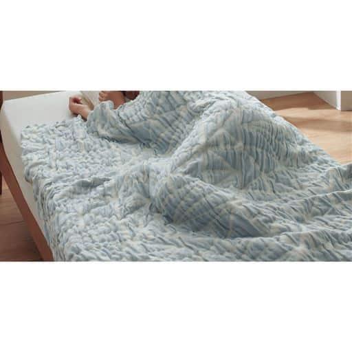 【大阪】千亀利織®綿毛布