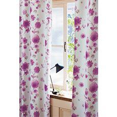 2級遮光プリントカーテン(もようの森)