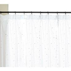 ボイルカーテン(星がキラキラ光る)