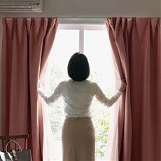 遮熱保温・遮光カーテン(防炎・日本の色をイメージ)