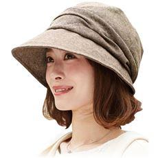 小顔魅せ耳まですっぽり帽子