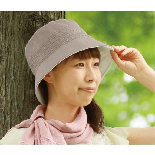今治タオルの帽子