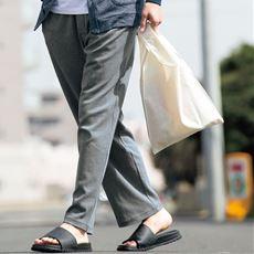 程よい厚みが心地よい・男の綿100%単品パンツ(パンツ前開き)