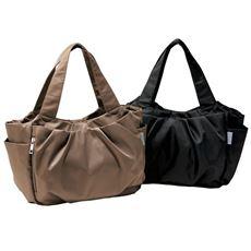 【ぽっちゃりさんサイズ】毎日便利な膝乗りバッグ
