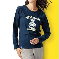 長袖Tシャツ(Wilson)