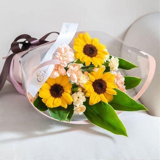 【母の日】花束「オランジュ」