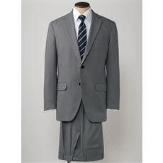 横ストレッチで動きやすい アジャスター付き軽量メンズビジネススーツ