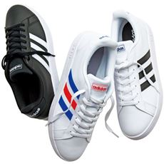 メンズアディダスグランドコート(adidas)(EE7900)