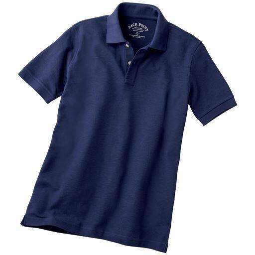 ドライ半袖ポロシャツ(嬉しいS~7L展開)