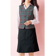スカート(選べる2タイプ・洗濯機OK、撥水、防汚加工)(事務服)