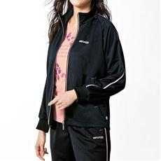 トレーニングジャケット(Kaepa)(吸汗速乾・UVカット)