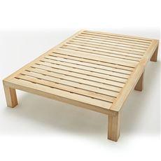 ステージすのこベッド(桐天然木)