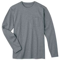 メンズ長袖Tシャツ