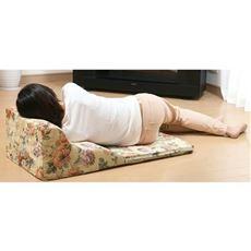 花柄ごろ寝テレビ枕