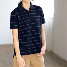 UVカットポロシャツ(半袖)(S~5L・洗濯機OK)