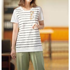 プリントロングTシャツ(綿100%・S~5L)