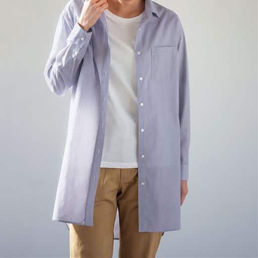 UVケアロングシャツ