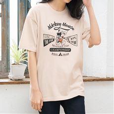 綿100%プリントTシャツ