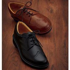 ウィングチップシューズ(リナシャンテバレンチノ)日本製・本革のクォリティー靴をビジネスのパートナーに
