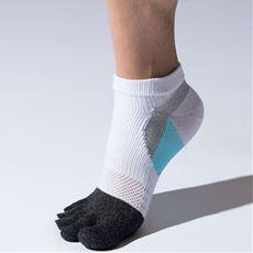 男のスポーツ用ソックス・3足組(抗菌防臭・吸汗速乾)スポーツにピッタリの靴下ならこれ
