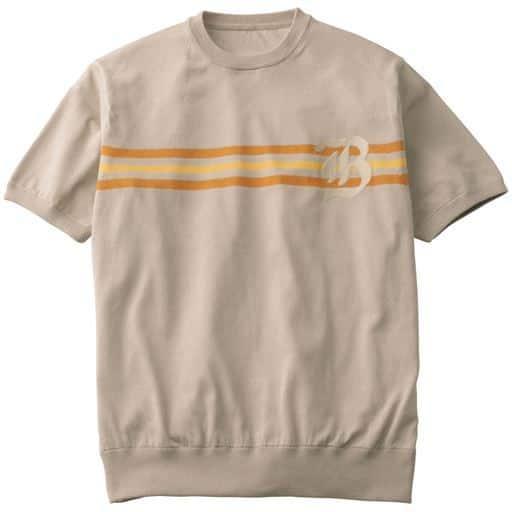ドライ・ウォッシャブル・ニットTシャツ