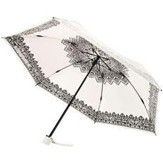 プレミアムホワイトUV折りたたみ傘(晴雨兼用)(日本製・超軽量・UVカット・遮熱効果)