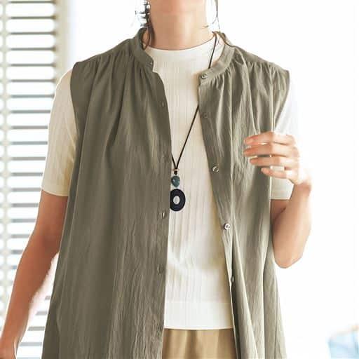 ランダムテレコTシャツ(5分袖)