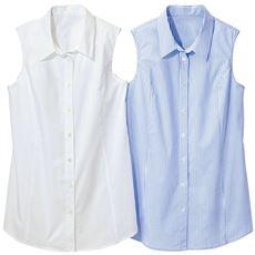 【ぽっちゃりさんサイズ】ノースリーブシャツ