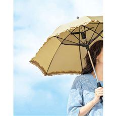 ファン付き日傘