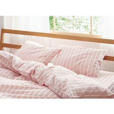 枕カバー(綿100%サッカー)