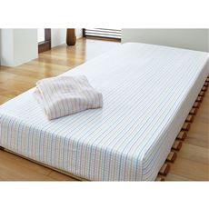 シーツ(綿100%なつめ織り)