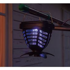 3WAYソーラー式殺虫ライト